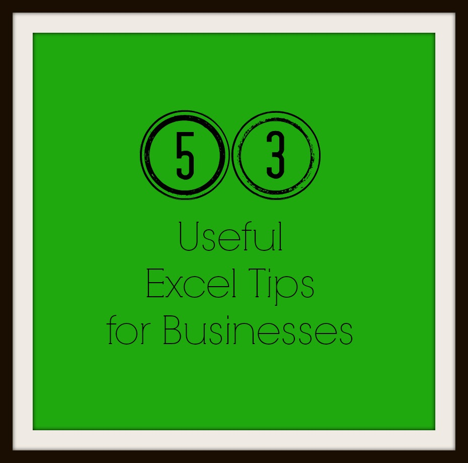 53-excel-tips-business